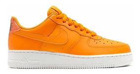 air force 1 naranja