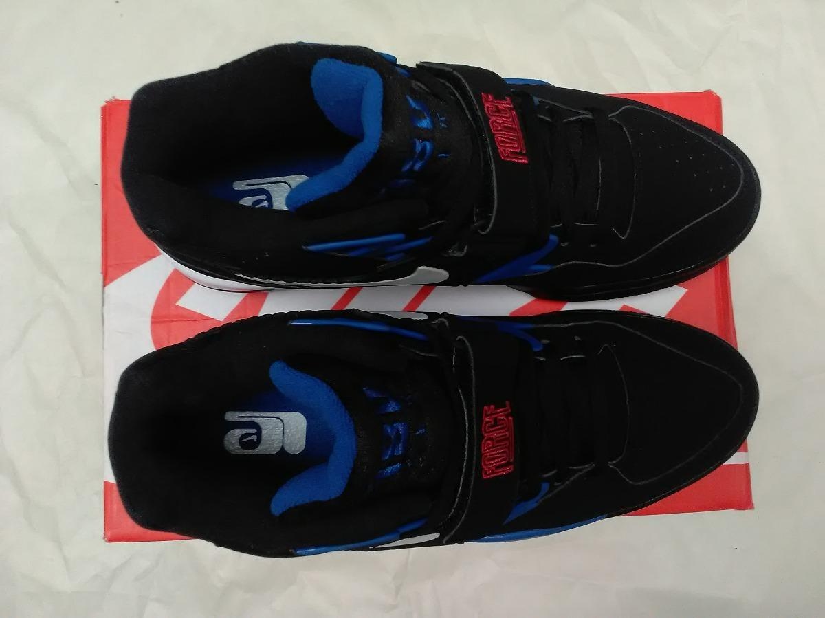 Tenis Nike Air Force 180 X Charles Barkley 100% Originales