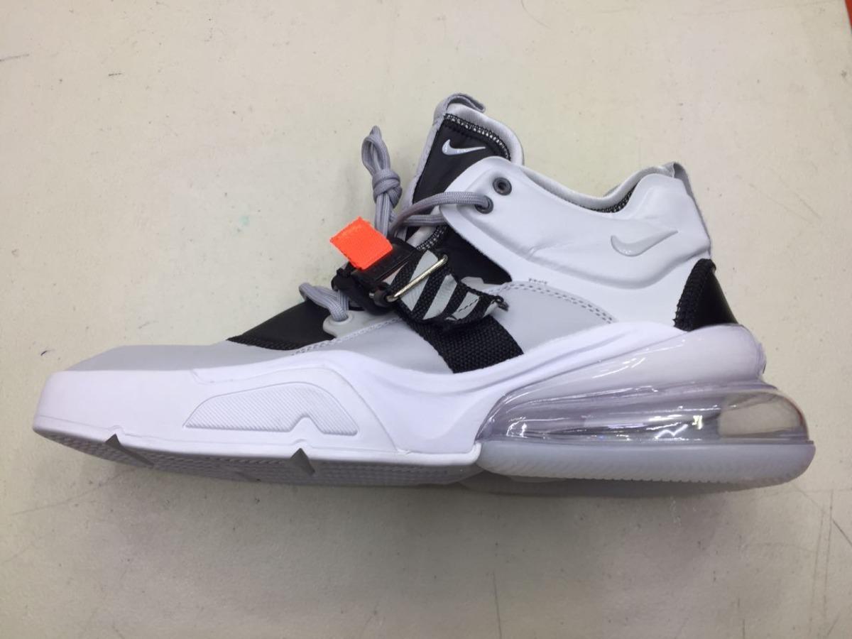 Tenis Nike Air Force 270 Gray Envio Gratis