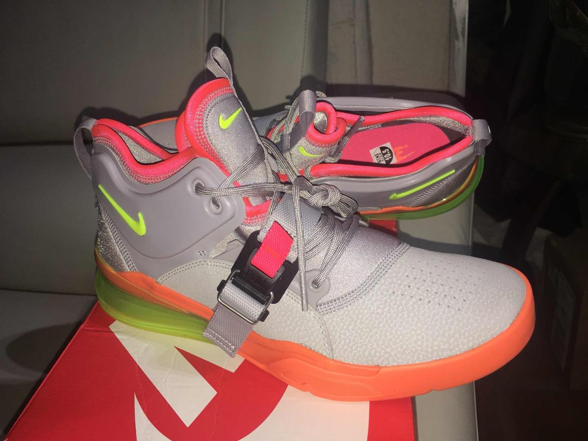innovative design 39dc0 f56d5 Tenis Nike Air Force 270 Hombre - $ 2,200.00 en Mercado Libre