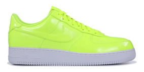Boutique en ligne f6f01 dcc10 Tenis Nike Air Force Fosforescente Original Mujer 50% Descu