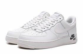 buy online 5b598 d4170 tenis nike air force one blancos