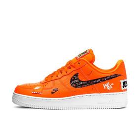 zapatillas nike naranja hombre