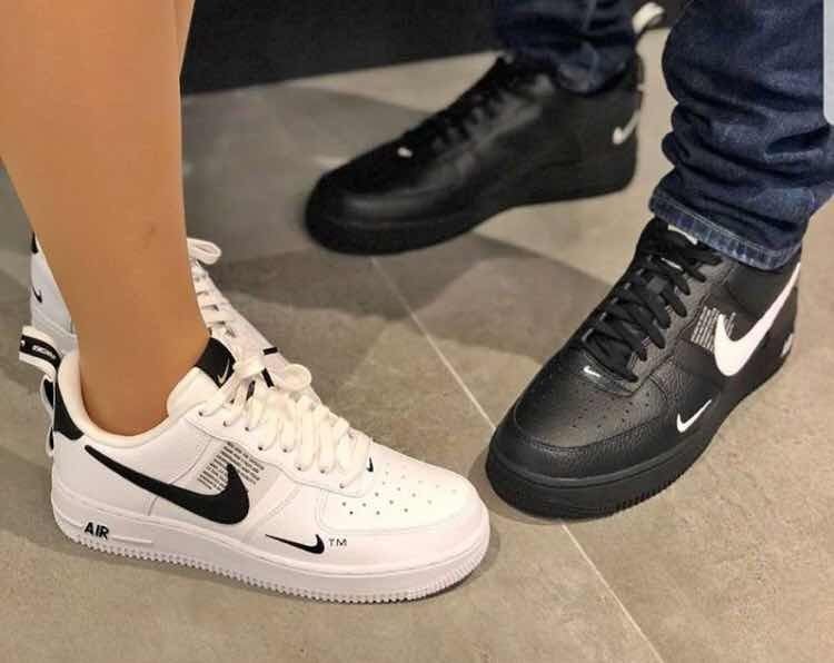 quality design e58b4 f0e72 tenis nike air force one 2k19 - croki- croky- crocker-croqui