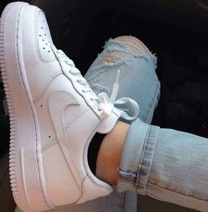 tenis nike air force one mujer