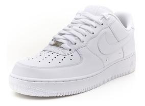 Tenis Nike Air Force One Blancas Dama Y Caballero