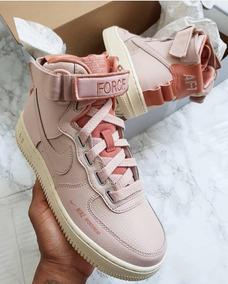 Botas Nike Air Force Niño - Tenis Nike para Mujer en Mercado ...