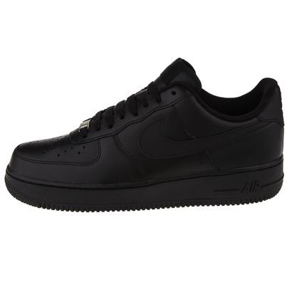 05df9c625c7 Tenis Nike Air Force One Choclo 100% Originales Negro -   2