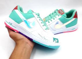 zapatos nike air force mujer