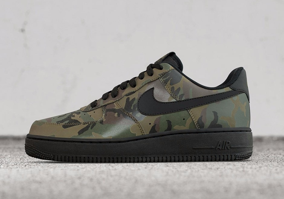 abc1c5446ac Tenis Nike Air Force One Hombre Camuflados -   170.000 en Mercado Libre