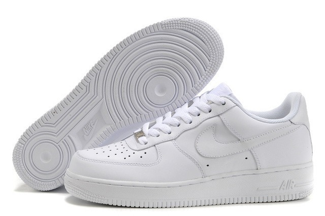 Tenis Nike Air Force One Hombre White -   1 a0260df24c613