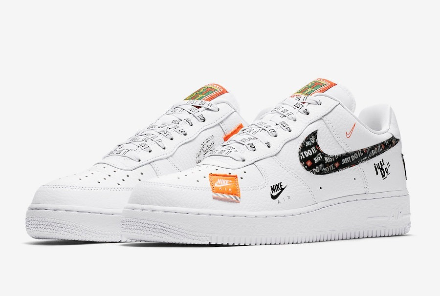 ... tenis nike air force one just do it white oferta buen fin !! Cargando  zoom ... 7e21a8b93401