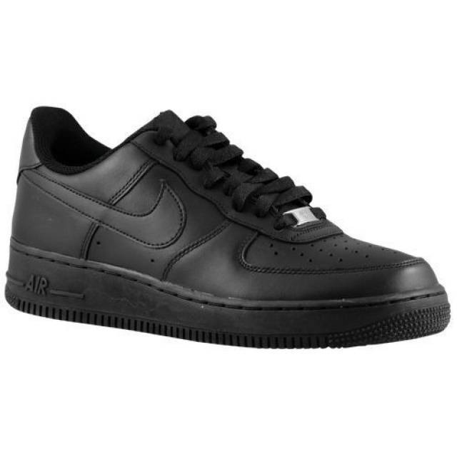 Nike Air Force 1 negro