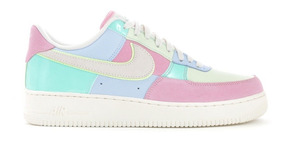 Force 50Descuento Nike Pastel Air One Colores Tenis Mujer RjLc5A34q