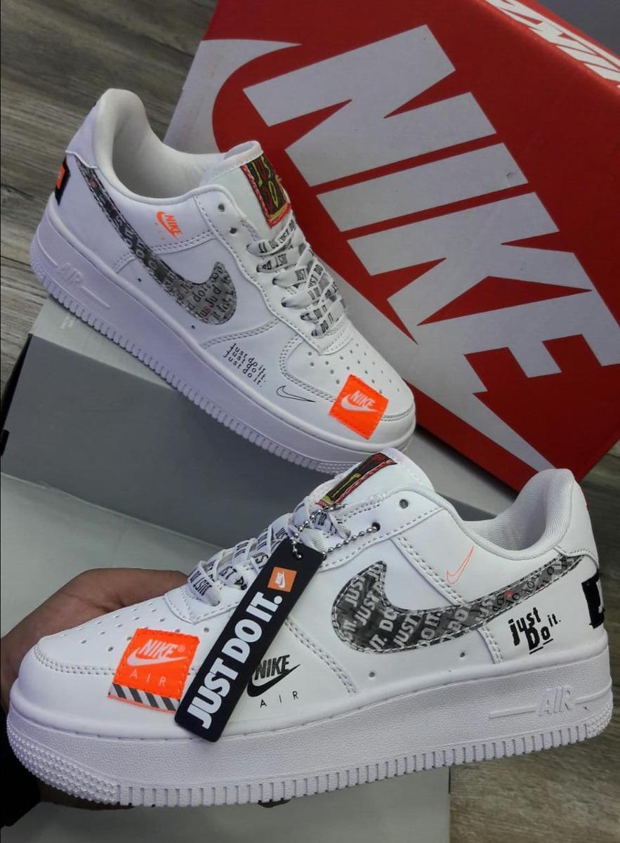 acheter populaire 71c23 3511d Tenis Nike Air Force One Premium - Envio Gratis