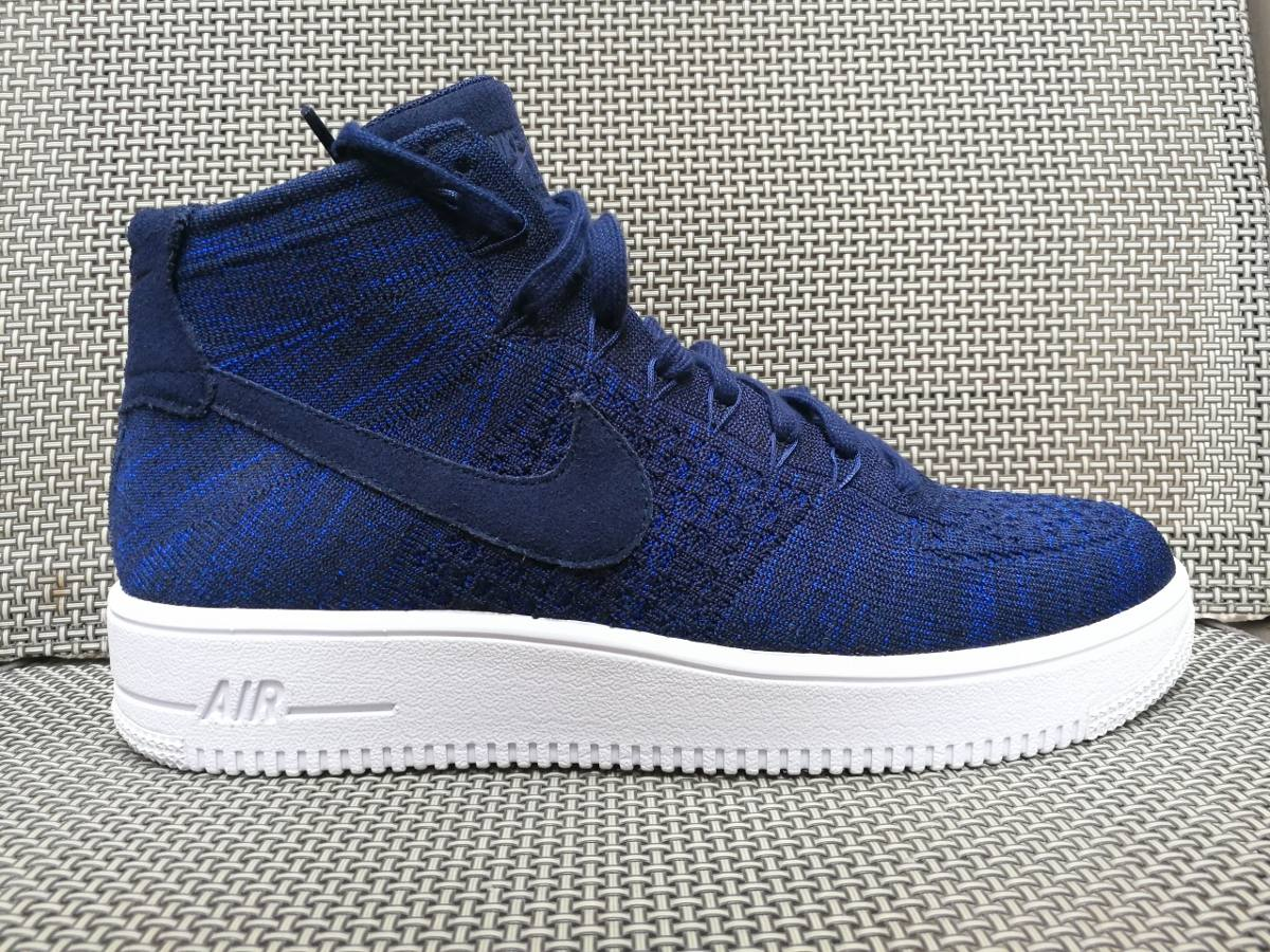 nike air force one mid ultra flyknit