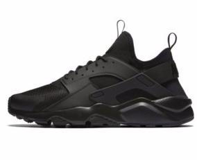 new styles 2bd1b aff4d Tenis Nike Air Huarache Black En Caja Envío Gratis