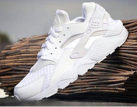 on sale 9aed1 fa756 Tenis Nike Air Huarache Blanco Tallas #27.5 #28 #28.5 #29 M