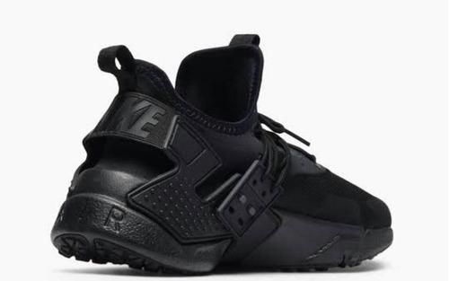 Air Nike Huarache Black Tenis Drift yvmN8nw0O