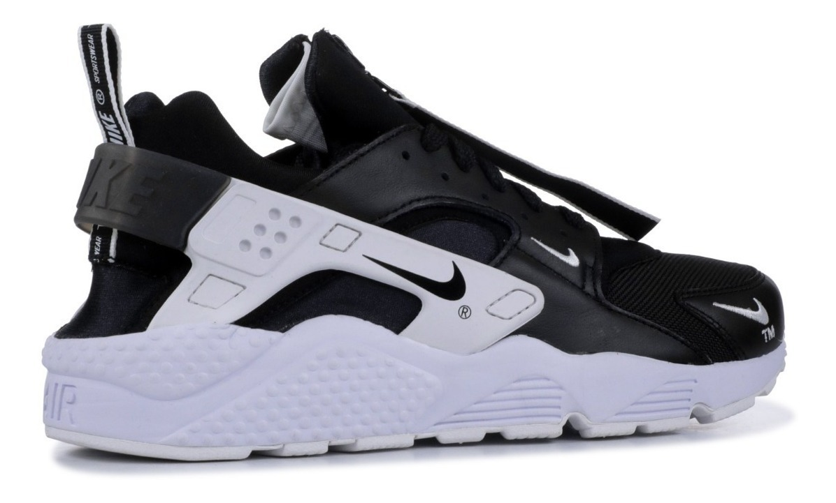 Tenis Nike Air Huarache Run Prm Zip Nuevos, Originales