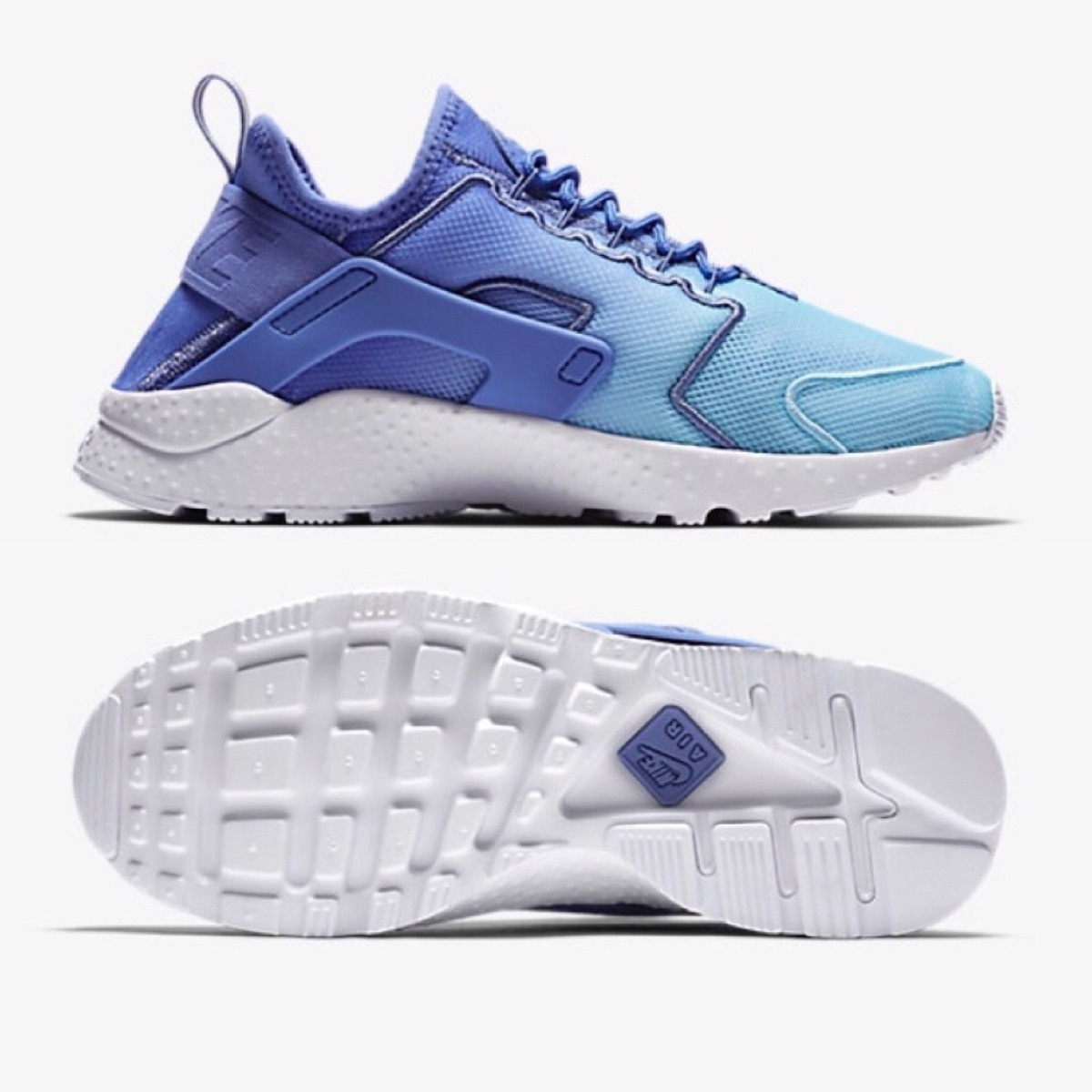 126d949f8b151 tenis nike air huarache run ultra - azul  25 cm  mx original. Cargando zoom.