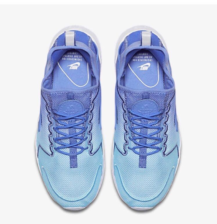bb2f960cd3fb1 Tenis Nike Air Huarache Run Ultra - Azul  25 Cm  Mx Original ...