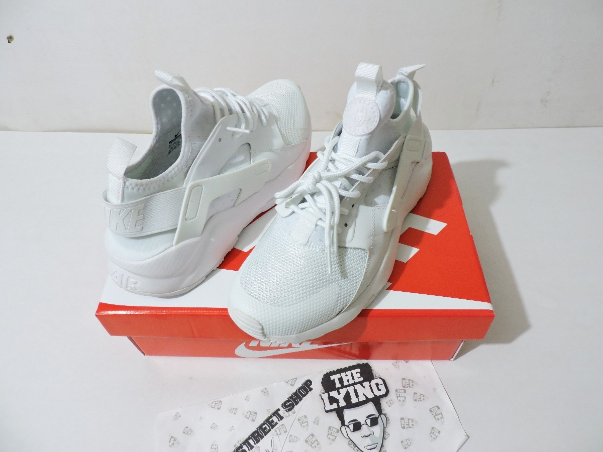 new concept 17ef7 f9d7c ebay tenis nike air huarache ultra blanco en caja envio gratis. cargando  zoom. cdfd6