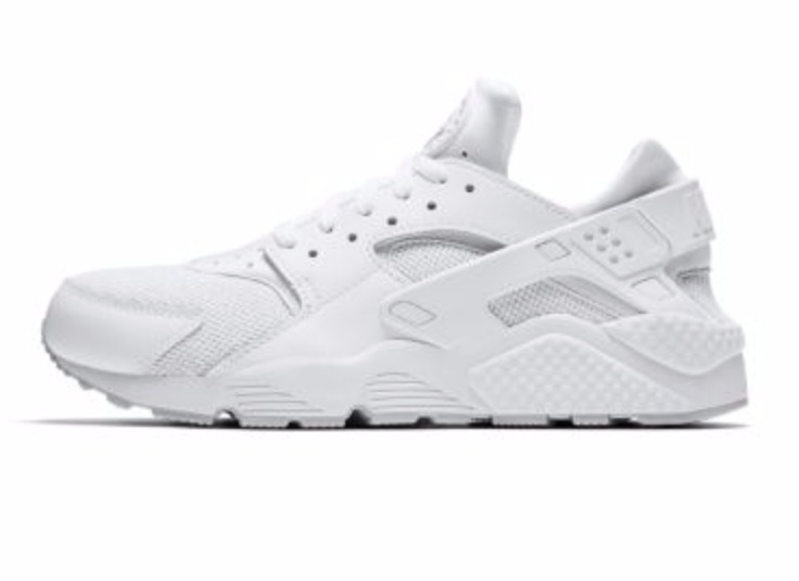 1 En Nike White Huarache Air 00 Envío Tenis Gratis Caja 593 x8w1w