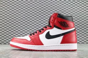 5a3f8e83354 Nike Air Jordan 1 Retro Chicago Masculino - Nike no Mercado Livre Brasil
