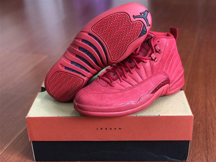 promo code 46fc0 bb5dc Tenis Nike Air Jordan 12 Retro Bulls Original Na Caixa