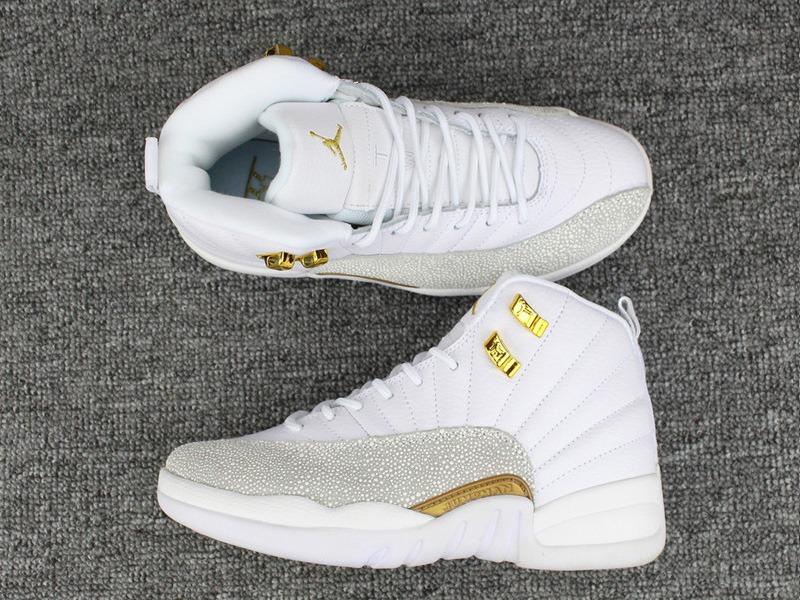 new styles beec3 0786e Tenis Nike Air Jordan 12 Retro Ovo Branco Original