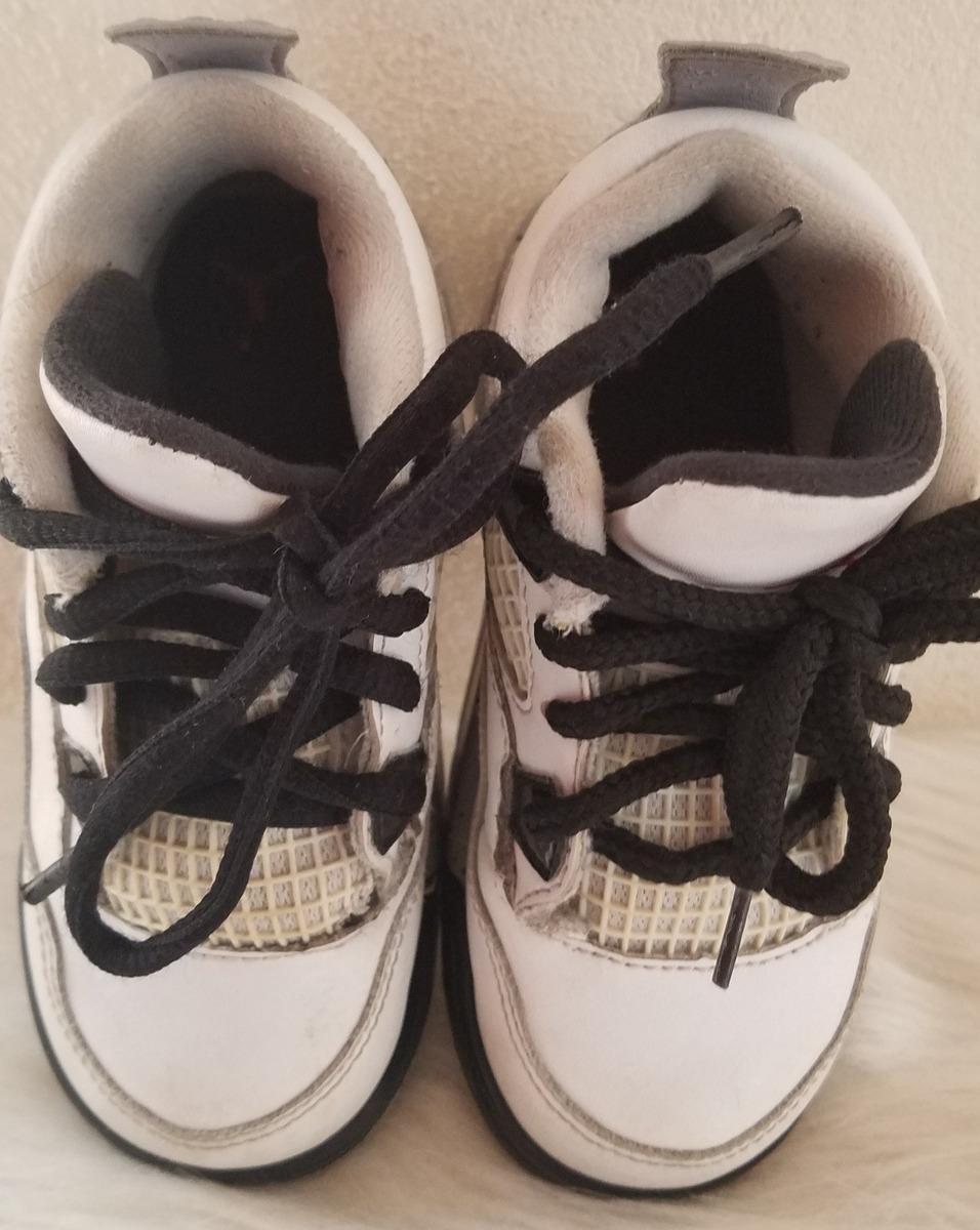 42df6d18491 Tenis Nike Air Jordan 4 Retro -   600.00 en Mercado Libre