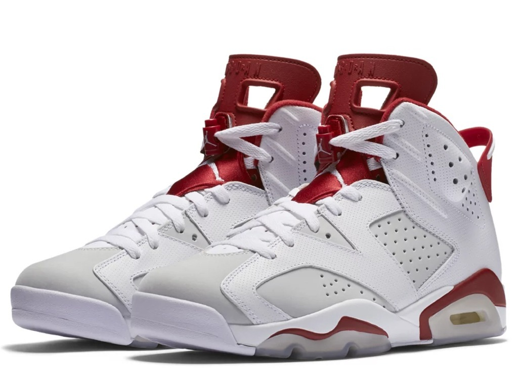 bdcb82c87da Tenis Nike Air Jordan 6 Retro Alternate Basketball