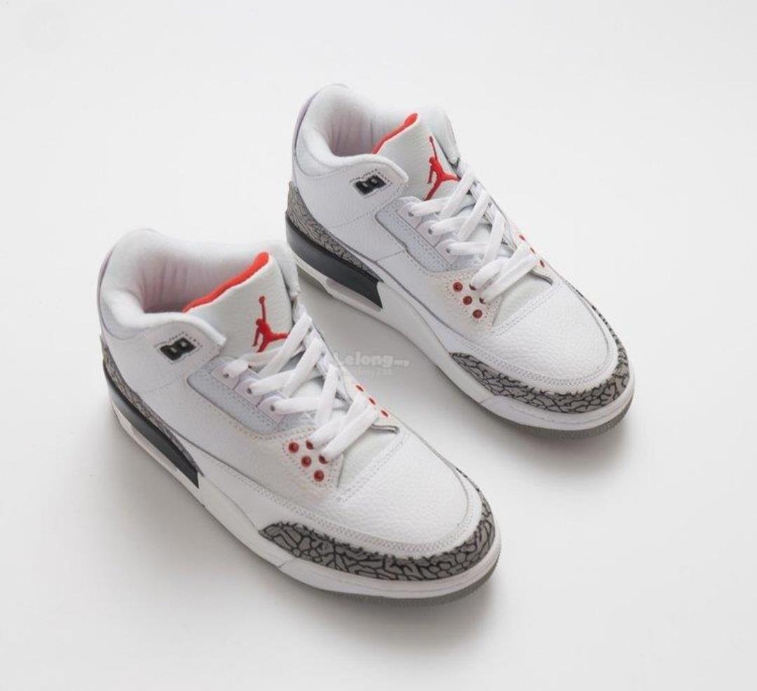 detailing 7b528 f66d1 Tenis Nike Air Jordan Retro 3