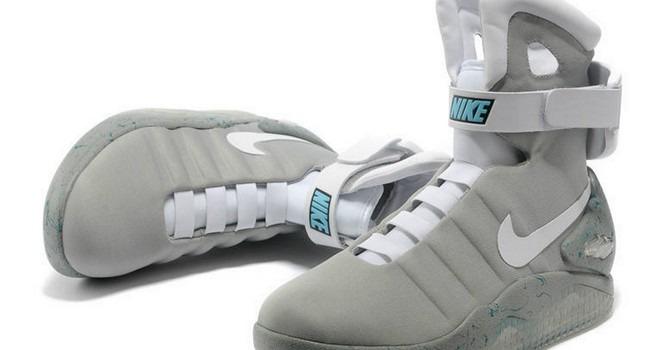 Tenis Nike Air Mag Volver Al Futuro 2 7 000 00 En