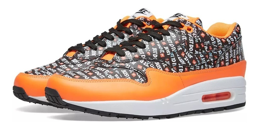 Tenis Nike Air Max 1 Just Do It Originales 90 React Retro
