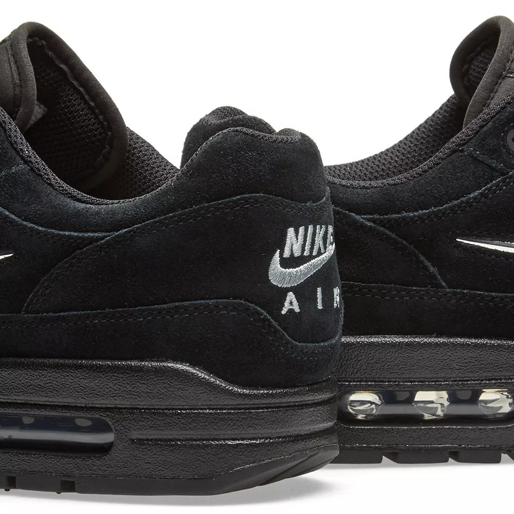 Tenis Nike Air Max 1 Premium Jewel Black Chrome Originales