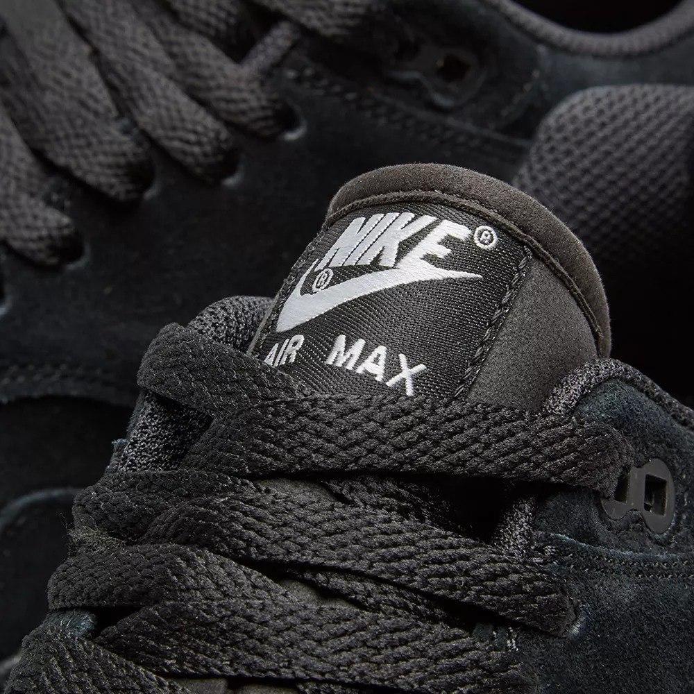 Tenis Nike Air Max 1 Premium Jewel Black Chrome Originales