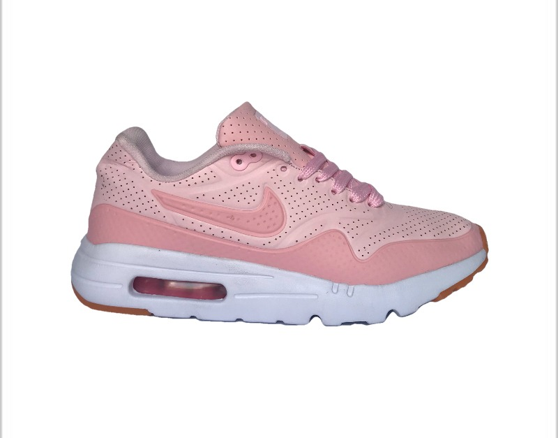 half off 6a909 e7df7 2017 Barato Nike Air Max 1 Mujer Rosa Online Ptree892!