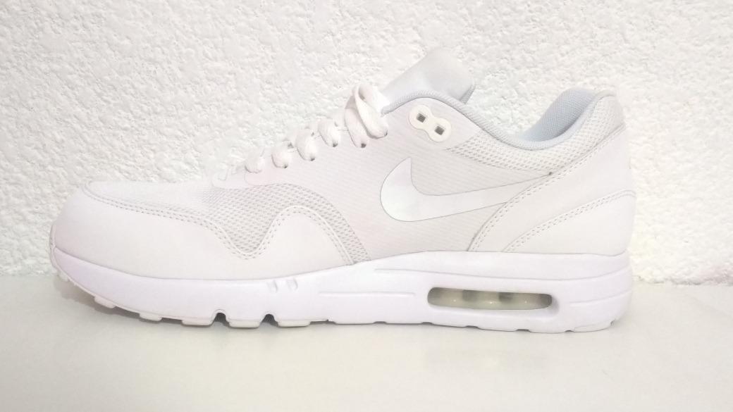 Tenis Nike Air Max 1 Ultra 2.0 Essential Blanco Envío Gratis