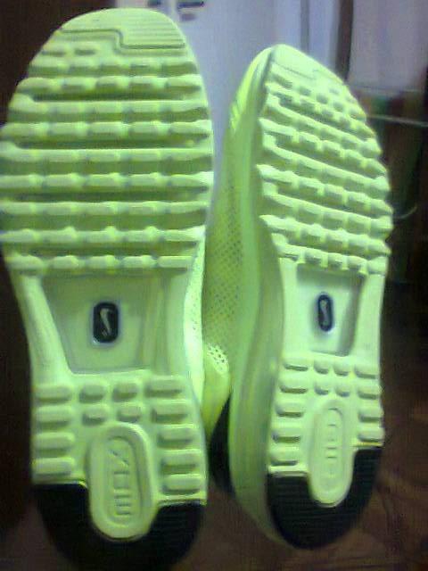 be1ea261857 Tenis Nike Air Max 2013 Verde E Preto Nº36 Original Na Caixa - R ...