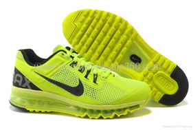 the best attitude 0e7f0 6c45e Nike Air Max Verde Limão - Tênis com o Melhores Preços no Mercado Livre  Brasil