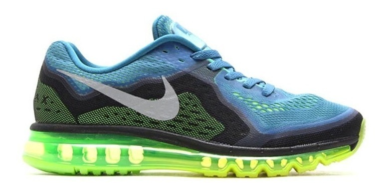 pas mal 47059 6b407 Tenis Nike Air Max 2014 Correr Gym Crossfit Moda 360 2017