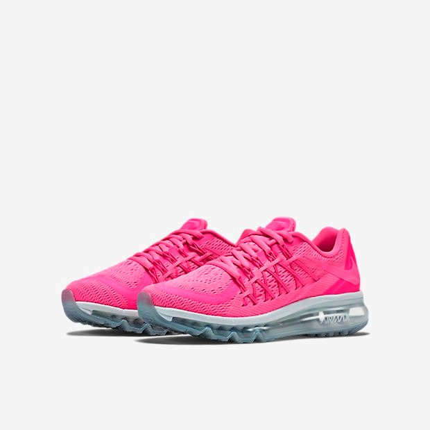 buy online d4fb9 74a11 tenis nike air max 2015 (gs) pinkwhite dama