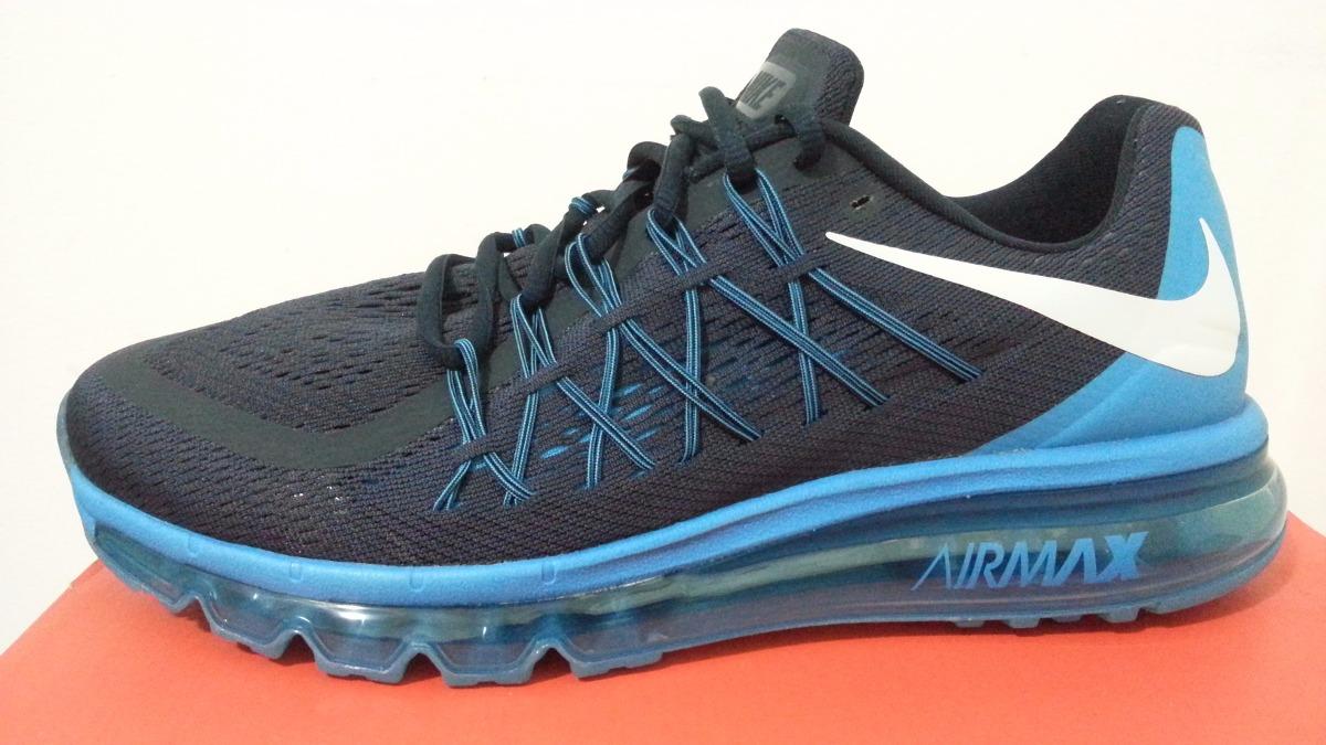 Tenis Nike Air Max 2016 Running 30 Cm 10 Mx 100% Nuevos