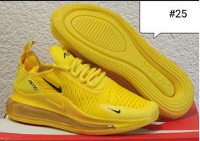 air max 270 amarillos