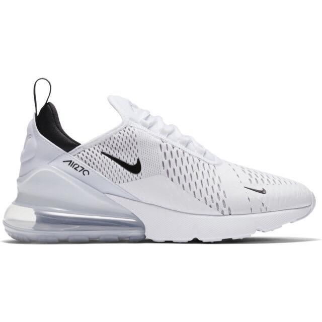 Tenis Nike Air Max 270 Black Importada + Envio Gratis -   134.800 en ... 689592e1b70