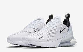 zapatos nike negros y blancos