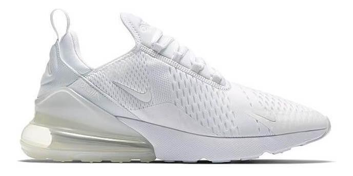 Tenis Nike Air Max 270 Blanco Hombre Envio Gratis