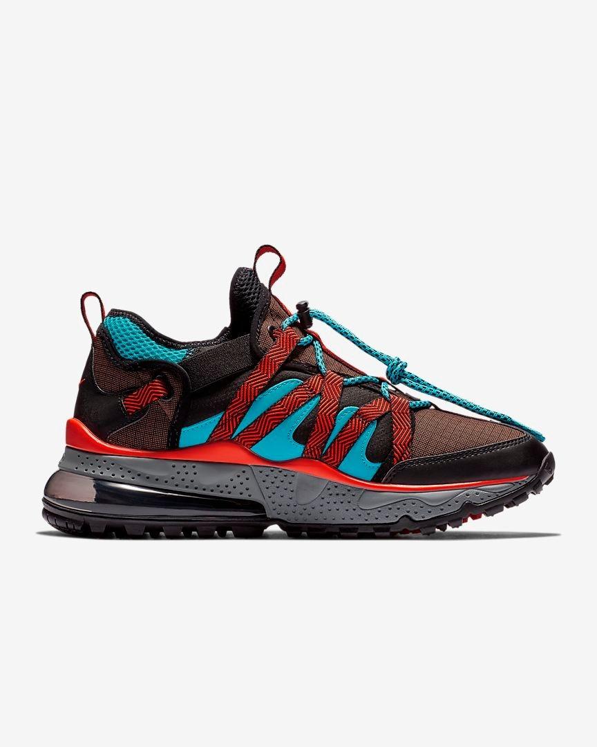 Tenis Nike Air Max 270 Bowfin Running Trail Correr Hombre